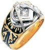 Blue Lodge Ring Model # 358912