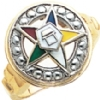 Eastern Star Ring Model # 358917