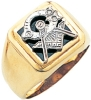 Blue Lodge Ring Model # 358951
