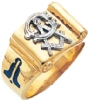 Blue Lodge Ring Model # 358965