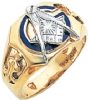Blue Lodge Ring Model # 358966