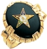 Eastern Star Ring Model # 358970