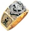 Blue Lodge Ring Model # 358981