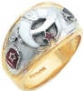 Shriners Ring Model # 358984
