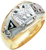 Scottish Rite Ring Model # 358989
