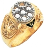 Scottish Rite Ring Model # 358997