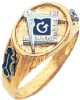 Blue Lodge Ring Model # 359001