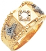 Blue Lodge Ring Model # 359002