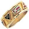 Customizable Masonic Band Model # 359008