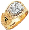 Scottish Rite Ring Model # 359011