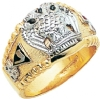 Scottish Rite Ring Model # 359040