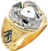 Scottish Rite Ring Model # 359042