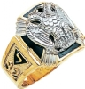 Scottish Rite Ring Model # 359044