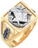Blue Lodge Ring Model # 359045