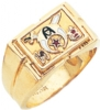 Shriners Ring Model # 359048