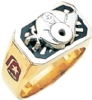 Shriners Ring Model # 359055