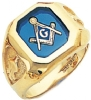 Blue Lodge Ring Model # 359068