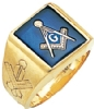 Blue Lodge Ring Model # 359077