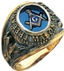 Free and Accepted Mason Ring Model # 359080