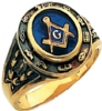 Blue Lodge Ring Model # 359085