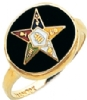 Eastern Star Ring Model # 359128