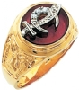Shriners Ring Model # 359136