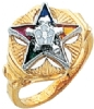 Eastern Star Ring Model # 359139