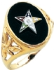 Eastern Star Ring Model # 359141