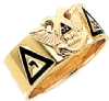Scottish Rite Ring Model # 359146