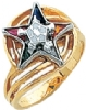 Eastern Star Ring Model # 359219
