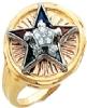 Eastern Star Ring Model # 359223