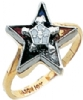 Eastern Star Ring Model # 359263