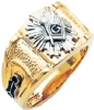 Blue Lodge Ring Model # 359264