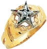 Eastern Star Ring Model # 359299