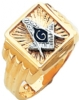 Blue Lodge Ring Model # 359301