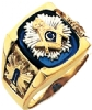 Blue Lodge Ring Model # 359368