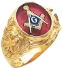 Blue Lodge Ring Model # 359375
