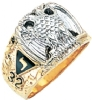 Scottish Rite Ring Model # 359423