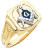 Blue Lodge Ring Model # 359425