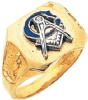 Blue Lodge Ring Model # 359431