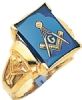 Blue Lodge Ring Model # 359439