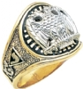 Scottish Rite Ring Model # 359442