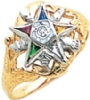 Eastern Star Ring Model # 359462