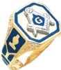 Blue Lodge Ring Model # 359468