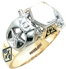 Shriners Ring Model # 359515