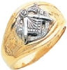 Blue Lodge Ring Model # 359538