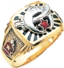 Shriners Ring Model # 359583