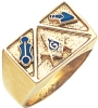 Royal Style Masonic Ring Model # 359624