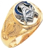 Blue Lodge Ring Model # 359631