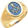 Blue Lodge Ring Model # 359653